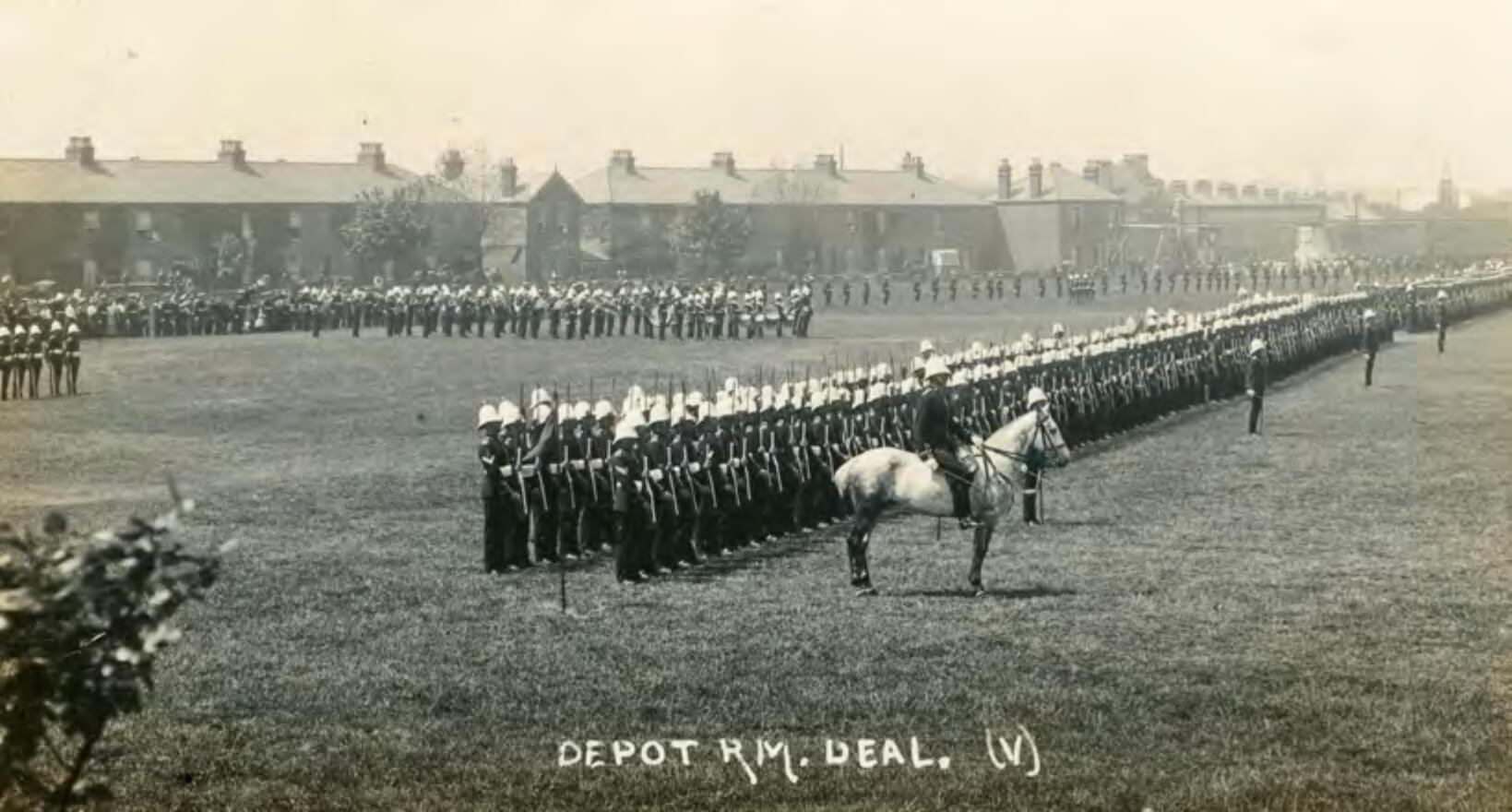 Drill Field Parade