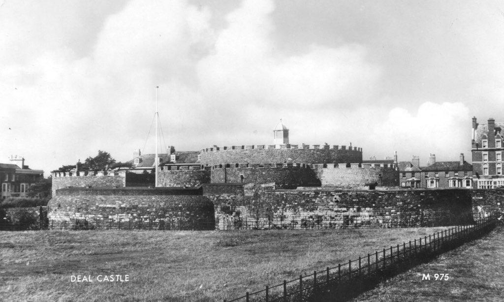 Deal Castle, 1964