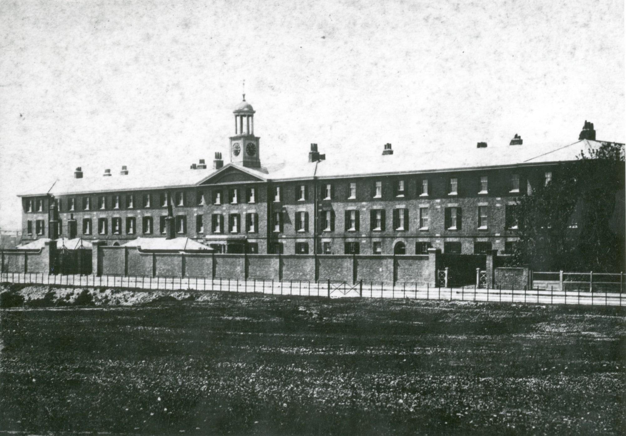 East Barracks