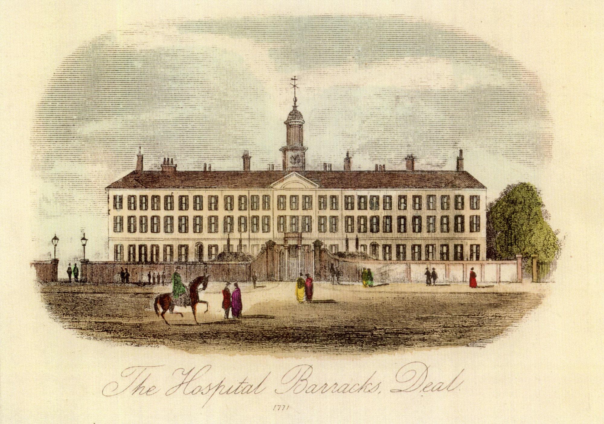 Hospital Barracks