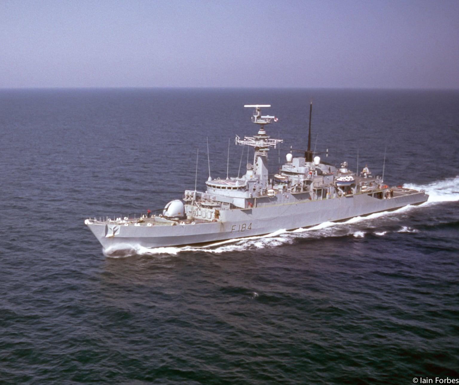HMS Ardent