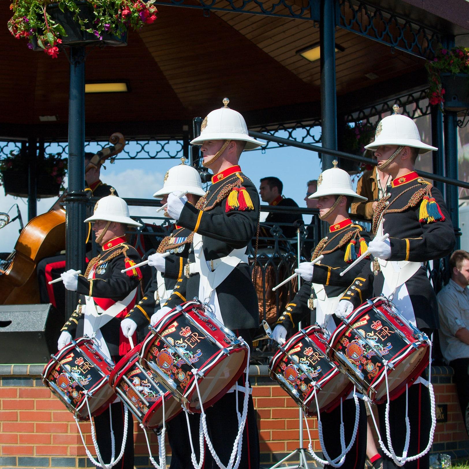 2009 Bandstand Memorial Service