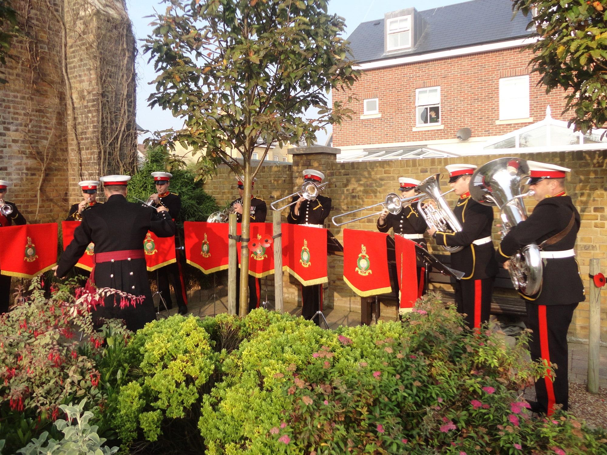 Memorial Garden Service Musicians