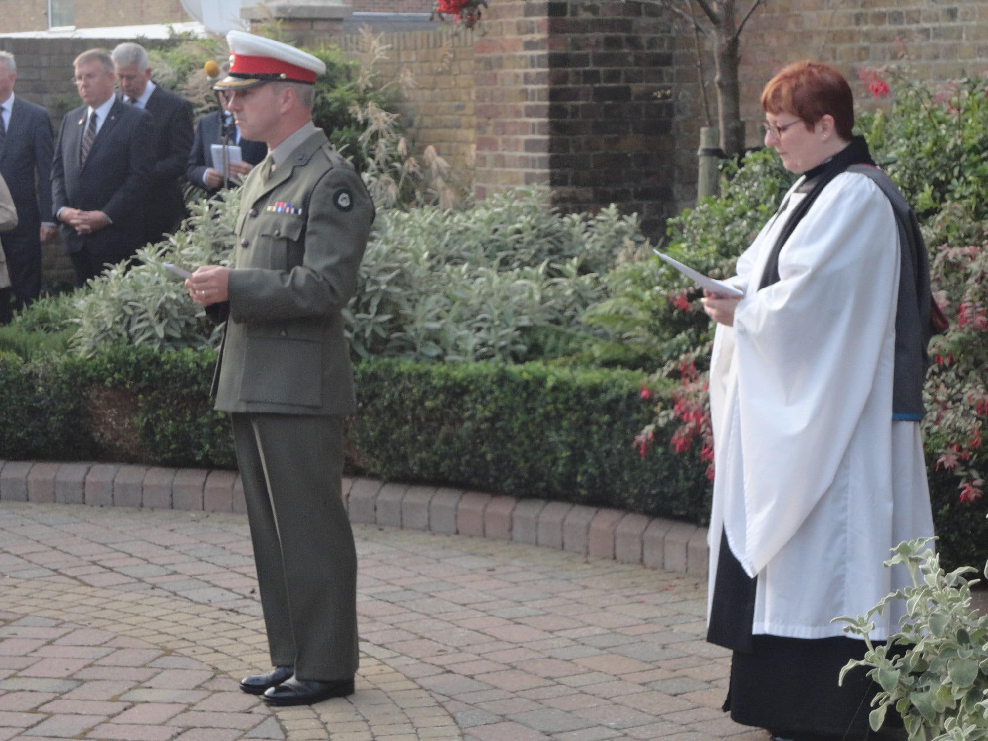 2017 Memorial Garden Service