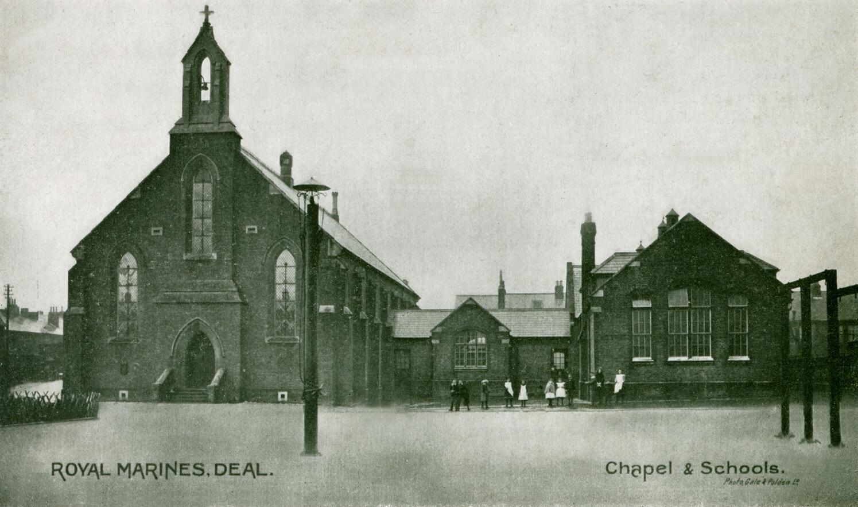 Chapel and Schools